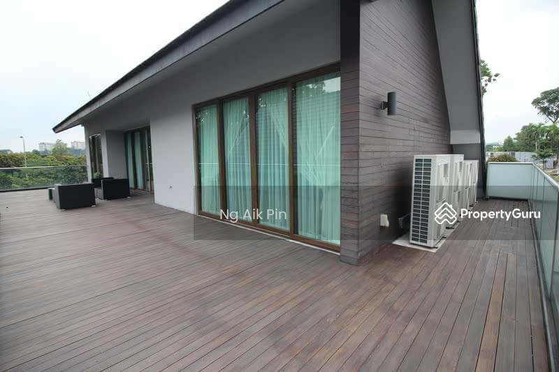 Bungalow Roof Deck House Design