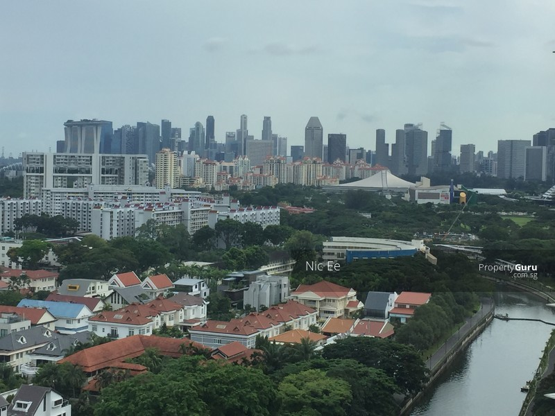 Panoramic View from the unit