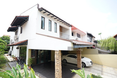 For Sale - 2 sty Corner Terrace at Pasir Ris Heights