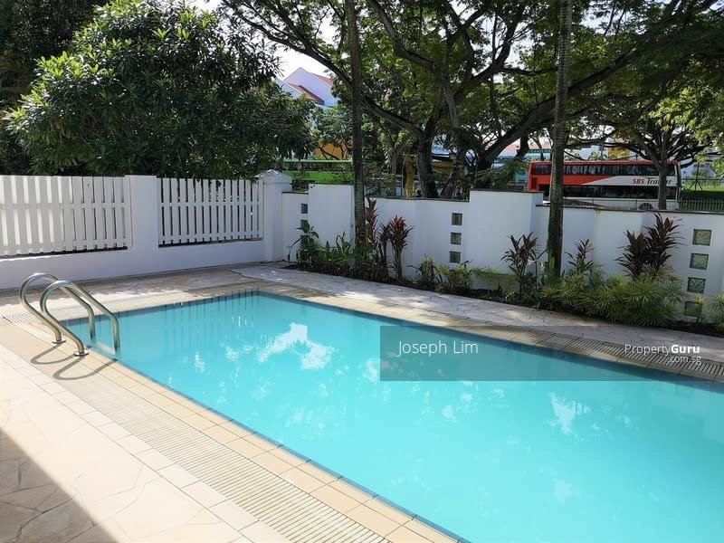 For Rent - Bungalow (6 bedroom + 1 guest room + S. Pool) for RENT -  342 West Coast Road