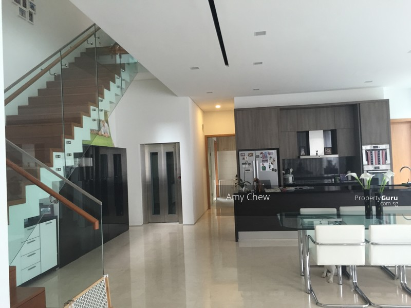 BEAUTIFUL MODERN DESIGN   2 Storey With Attic Semi Detached, 7 Bedroom /  Pool #