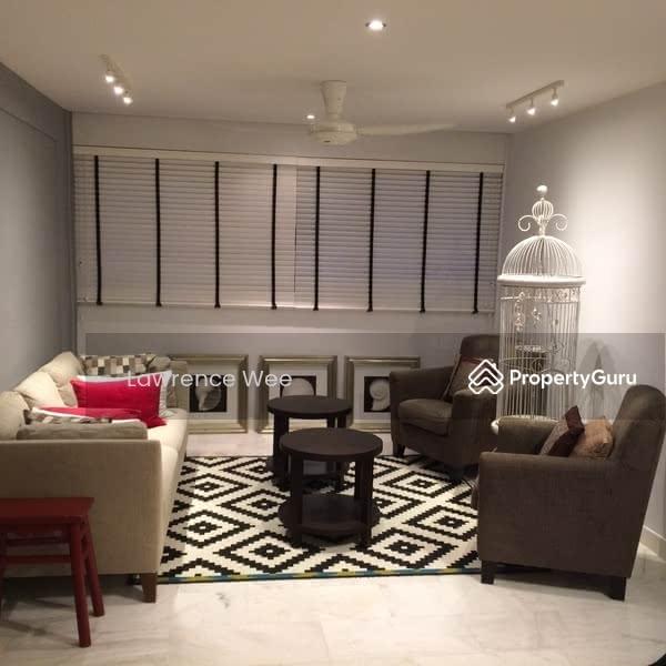 Modern Deco Living Room