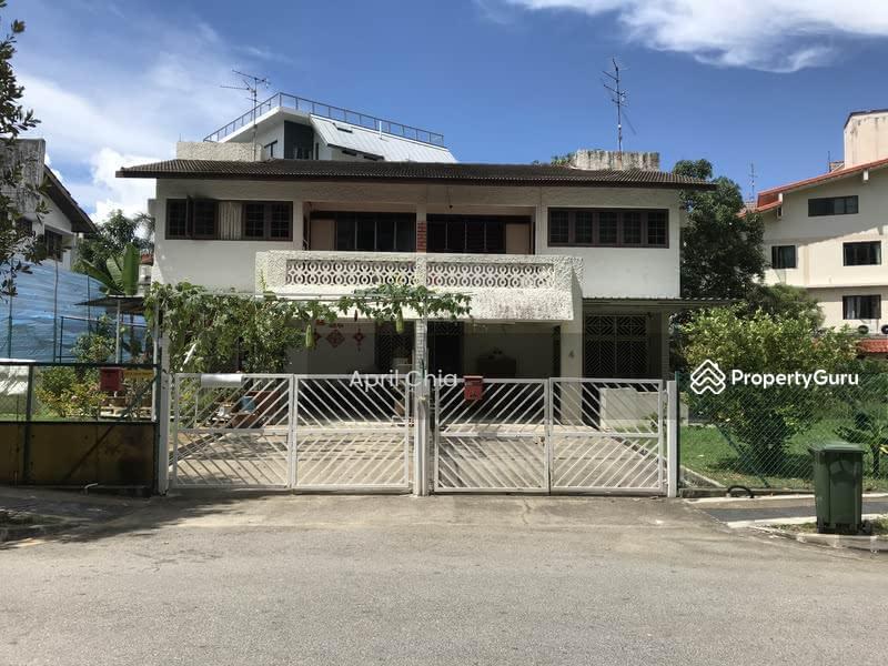 Semi Detached Jalan Segam #122377191