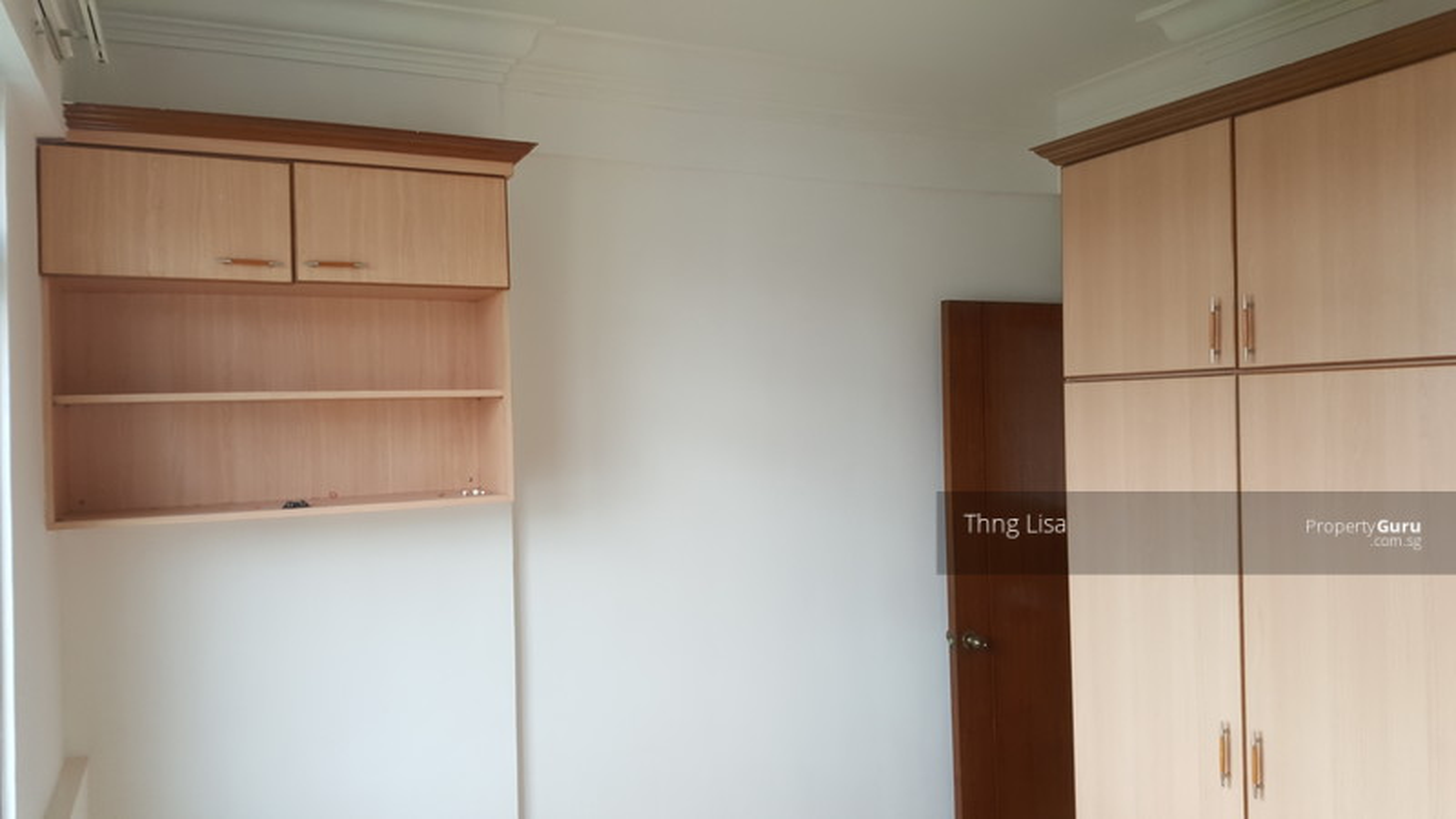 Alot storage spaces