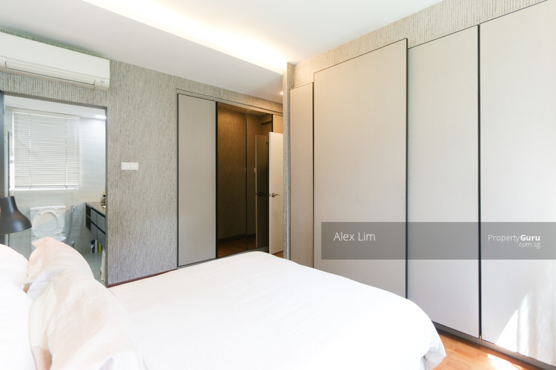 Master Bedroom with Additional Wardrobe