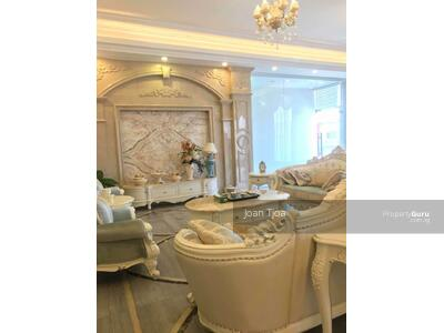 For Sale - FH landed Rebuilt renovated built in about 5, 000  sq ft  Inter Terrace walk to MRT 3 and half sty