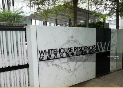 For Sale - White House Residence