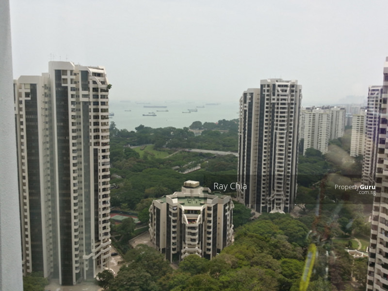 HIGH FLOOR with Great Sea View