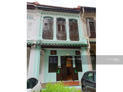 For Rent - Conservation Peranakan House