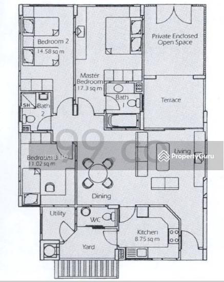 Estella Gardens 21 27 Flora Road 3 Bedrooms 1593 Sqft Condos Apartments For Sale By Jan Lie S 1 440 000 21846765