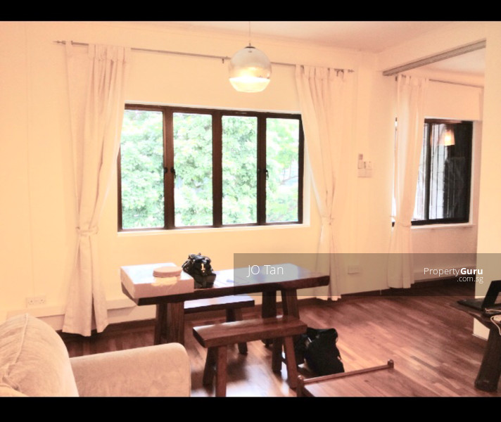 RARE:  Tiong Bahru Conservation Pre War Art Deco Home #109580029
