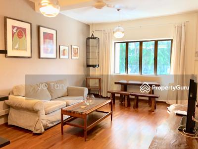 For Rent - RARE:  Tiong Bahru Conservation Pre War Art Deco Home