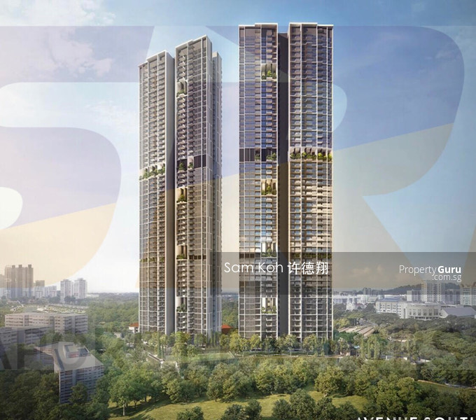 Avenue South Residences at Silat Ave #110137839