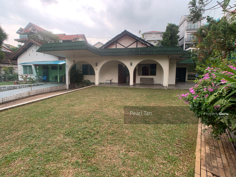 ❤️⭐️RS SOLE AGENT*NEW LIST*WITHIN 1 KM ST NICS *WALK TO MRT* ⭐️LINKED-BUNGALOW FACING PARK #110176349