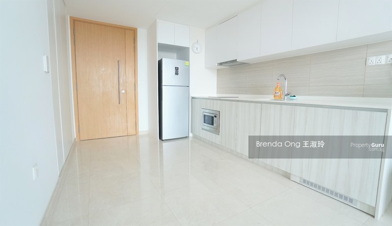 Open Kitchen (Fully Equipped)