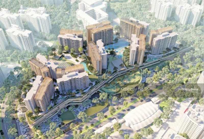 Integrated With MRT / Bus-Interchange