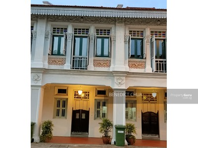 For Rent - Conservation House in the East; Walk to MRT; short drive to to CBD / Orchard