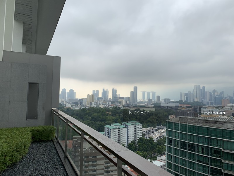 Brand new Orchard Luxurious Penthouse! #112006119