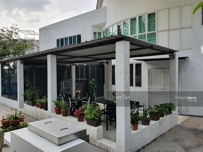 For Sale - Corner Terrace ⭐ Lorong 5 Realty Park ⭐