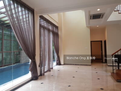For Rent - Grand Space with 4 + 1 bedrooms, dry and wet kitchens and your private lap pool for rent/sale
