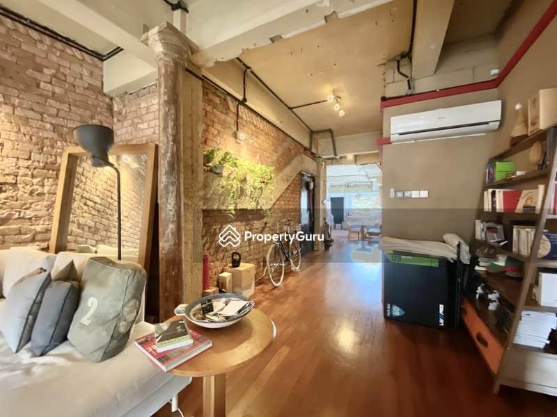 Blair Road Conservation Plain - Industrial Loft Ground Floor #128556877