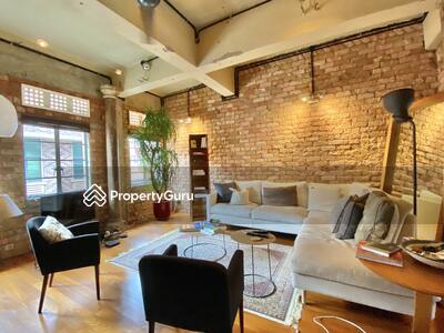 For Rent - Blair Road Conservation Plain - Industrial Loft Ground Floor