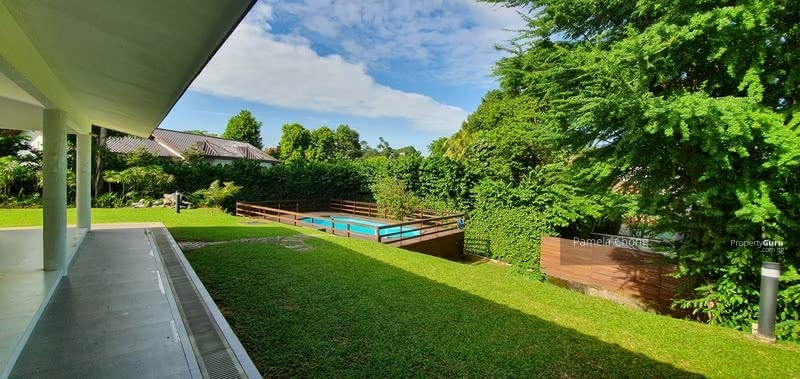 ⭐️MILLION $ VIEW! HILLTOP RENOVATED SINGLE STOREY GCB @ QUEEN ASTRID 最顶尖优质洋房 CALL PAM 90228600 NOW! #113852783