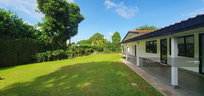 ⭐️MILLION $ VIEW! HILLTOP RENOVATED SINGLE STOREY GCB @ QUEEN ASTRID 最顶尖优质洋房 CALL PAM 90228600 NOW! #113852795