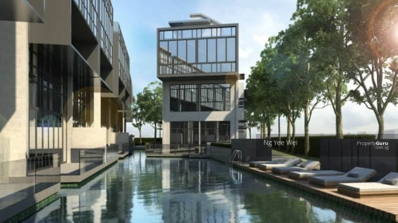 For Sale - ⭐ Brand New 5 Ensuite Bedrooms Strata Semi D! Home Lift!