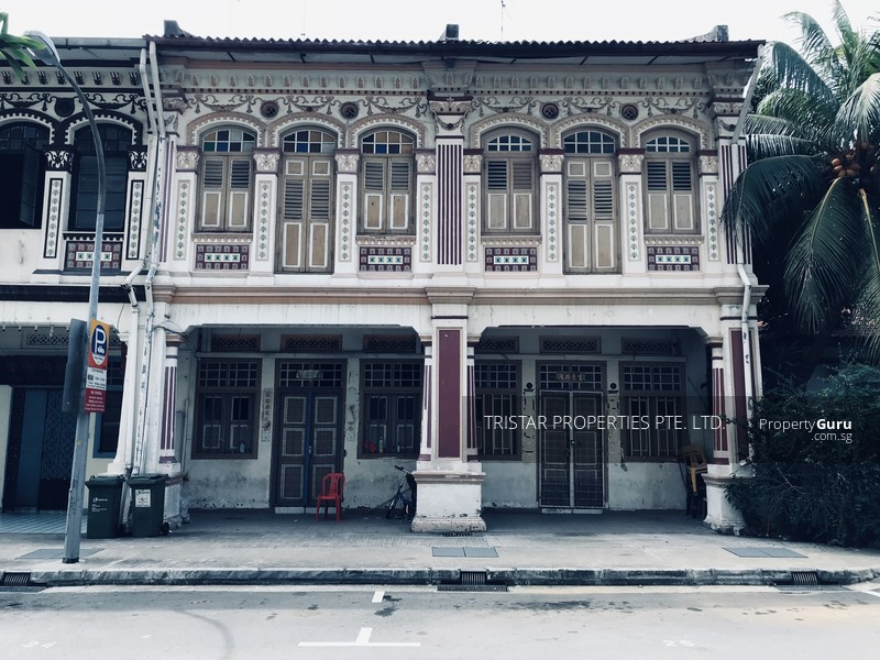 Charming Inter-Terrace with Historical Facade in Conservation Geylang #114247991