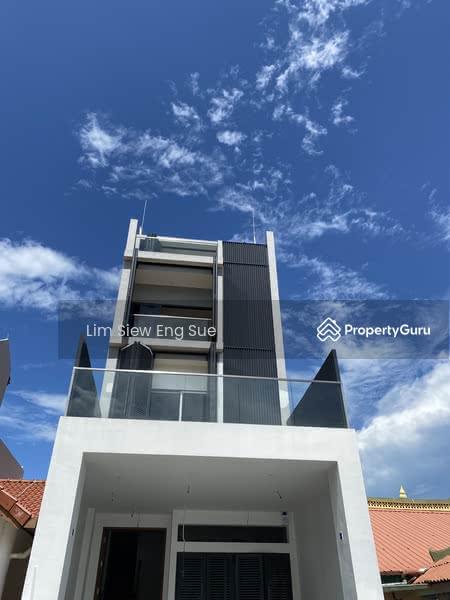 Jalan Kembangan Inter-Terrace House #124734209