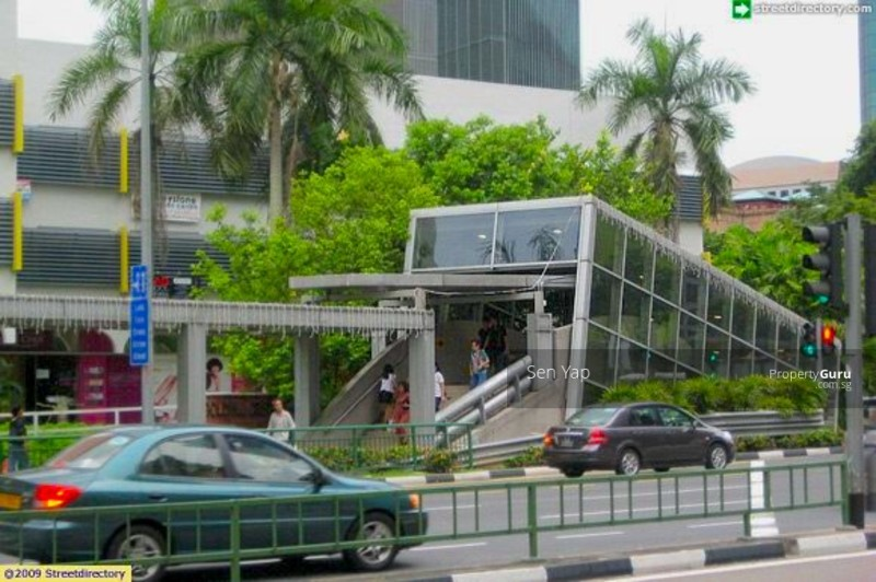 Minutes walk to Utd Square Mall and Novena MRT exit