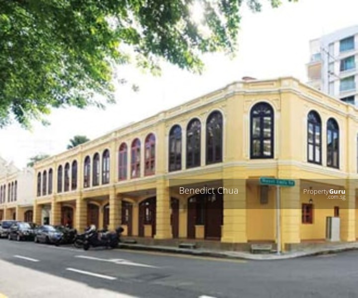 Pre-war Conservation Terrace House for Rent