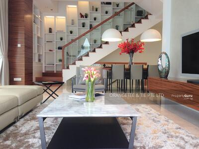 For Sale - Brand New Freehold Semi-D @ Barker Road