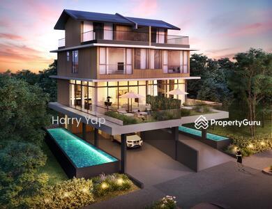 For Sale - Brand New Semi Detached @ Kembangan Estate