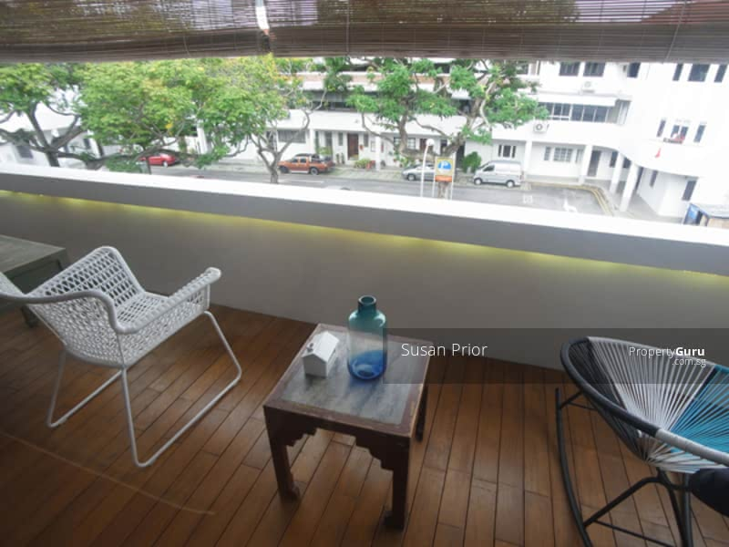 Tiong Bahru Utterly Renovated Tucked Away 2 Bed Top Floor #120990293