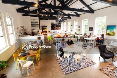 For Sale - EXTRAORDINARY Prime FH Huge Land Shophouse in Hip Holland V