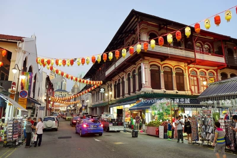 EXQUISITE 999 F&B 3 Storey Conserved Shophouse w Huge Land #129698435