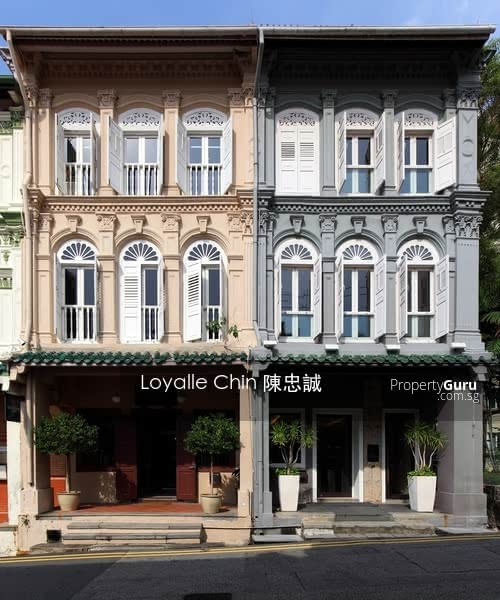 Ravishing FH Shophouse in the ❤ of D1 Telok Ayer Conservation Area. Must See! #129698473