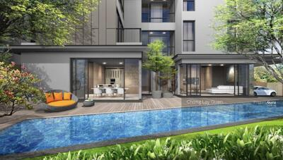 For Sale - Spacious corner terrace house with lap pool and internal lift