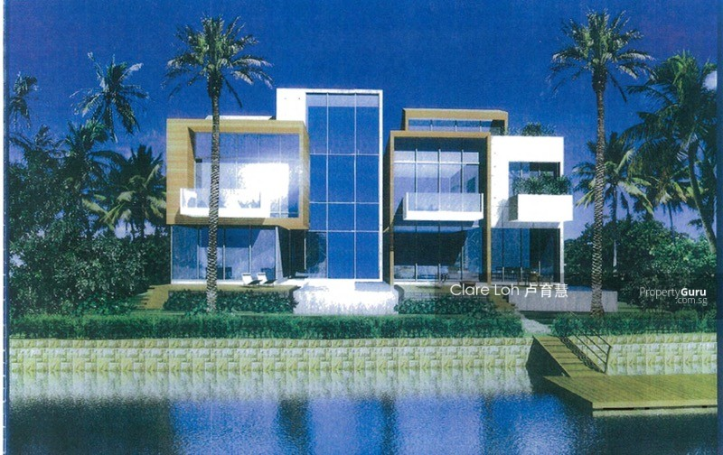 Modern Treasure island with huge frontage and built in lift for sale #121219617
