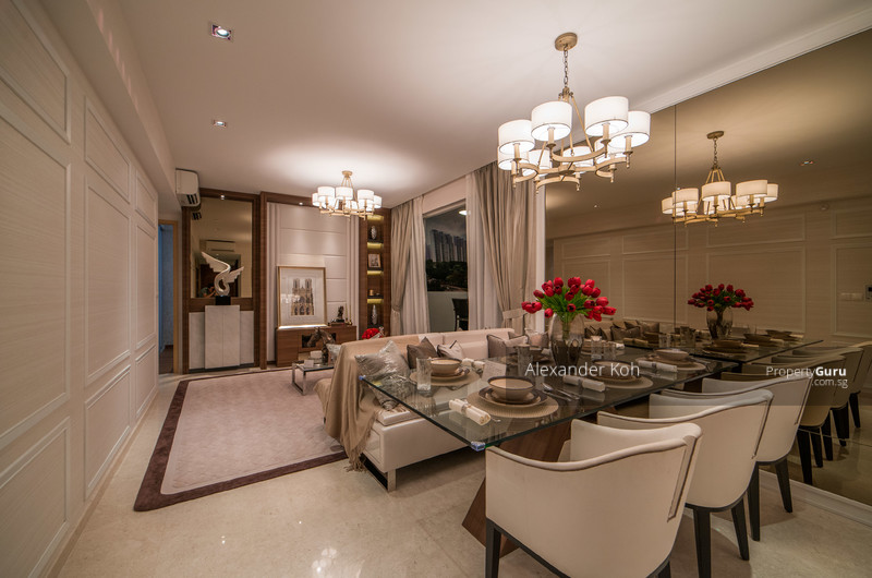 Welcoming Dining Room