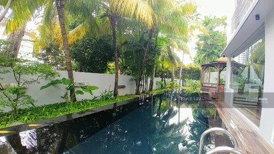 For Sale - STOP! Modern Chancery Bungalow with stint of Balinese Characteristic! See to Impress