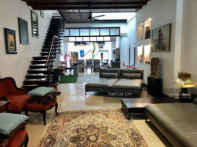 For Sale - 2. 5/s Charming Conservation House at Cairnhill Rd