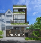*House of Hanging Gardens*  East Coast brand new corner terrace! Within 1 km Tao Nan & upcoming MRT!