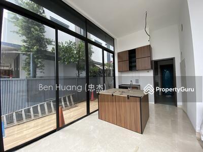 For Sale - Call Ben Huang 84884454 Kovan Near Serangoon Gardens Brand New 3. 5 Storey Bungalow Eminence Landed