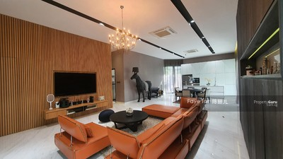 For Sale - Kovan Modern Bungalow With Lift and Pool
