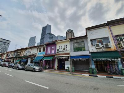For Sale - Kampong Glam Shop House