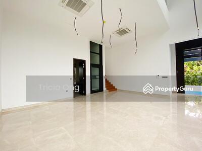 For Sale - BRAND NEW BIG BUNGALOW Near Serangoon Garden 3 Sty + Attic! (Pls call Tricia Ong 90297512)