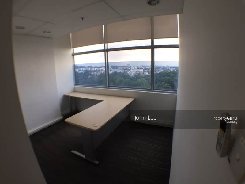 Office with view